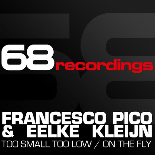 francesco pico альбом Too Small Too Low / On the Fly
