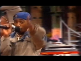 Tupac If My Homie Calls Yo MTV Raps 1992