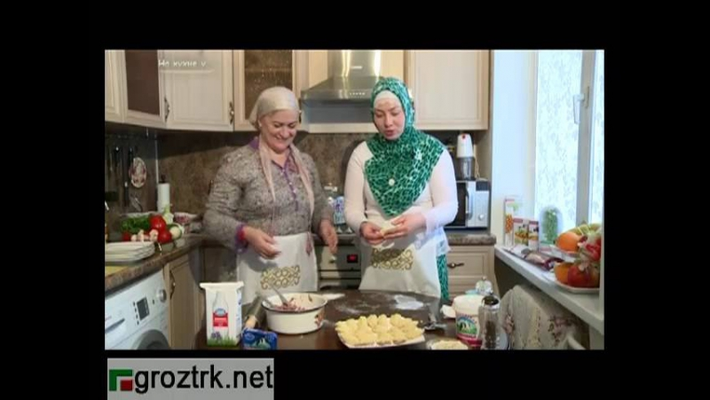 На кухне у...Секрет приготовления блюда КУРЗЕ от М.Шовхаловой Чечня.