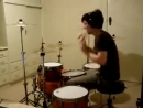 The Offspring - Can't repeat(drums cover)