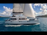 Lagoon 620 Catamaran Walkthrough Wiley Sharp