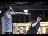 Suicide Silence feat. Phil Bozeman of Whitechapel - No Pity For A Coward (live Cincinnati,Ohio 72810)