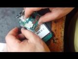 Sony Ericsson Xperia Arc S LT18i замена гнезда зарядки