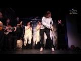 Claudia La Debla por Tangos en Corral de la Morer