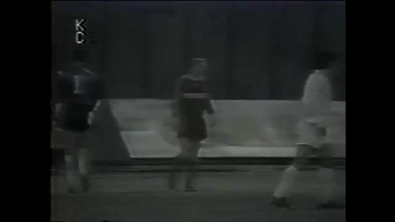 24.11.1982 Кубок УЕФА 1/8 финала 1 матч Спартак (Москва) - Валенсия (Испания) 0:0
