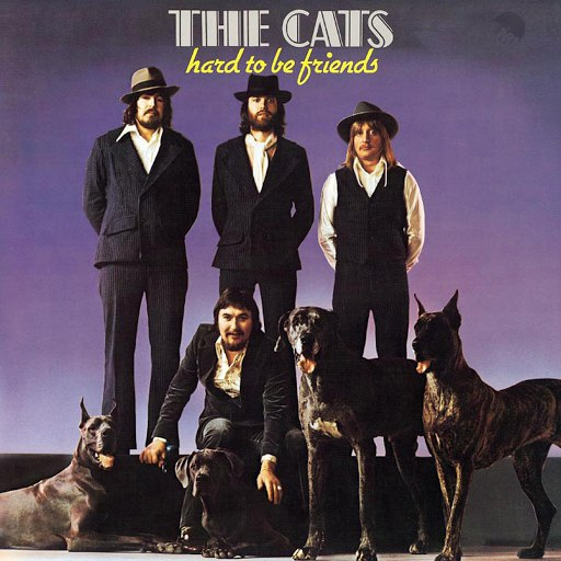 The CATS альбом Hard To Be Friends