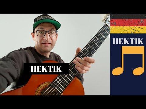 Hektik piosenka w języku niemieckim