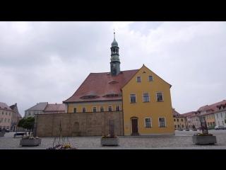 Neustadt in Sachsen - meine Heimatstadt - ein kleiner Stadtrundgang
