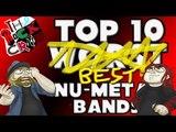 Top 10 Best Nu-Metal Bands The Rock Critic Episode #9
