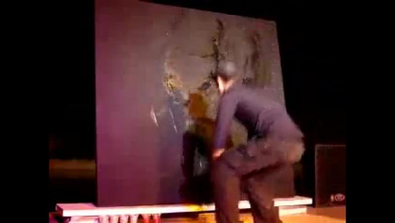 Michael Jackson purpurinart creartys