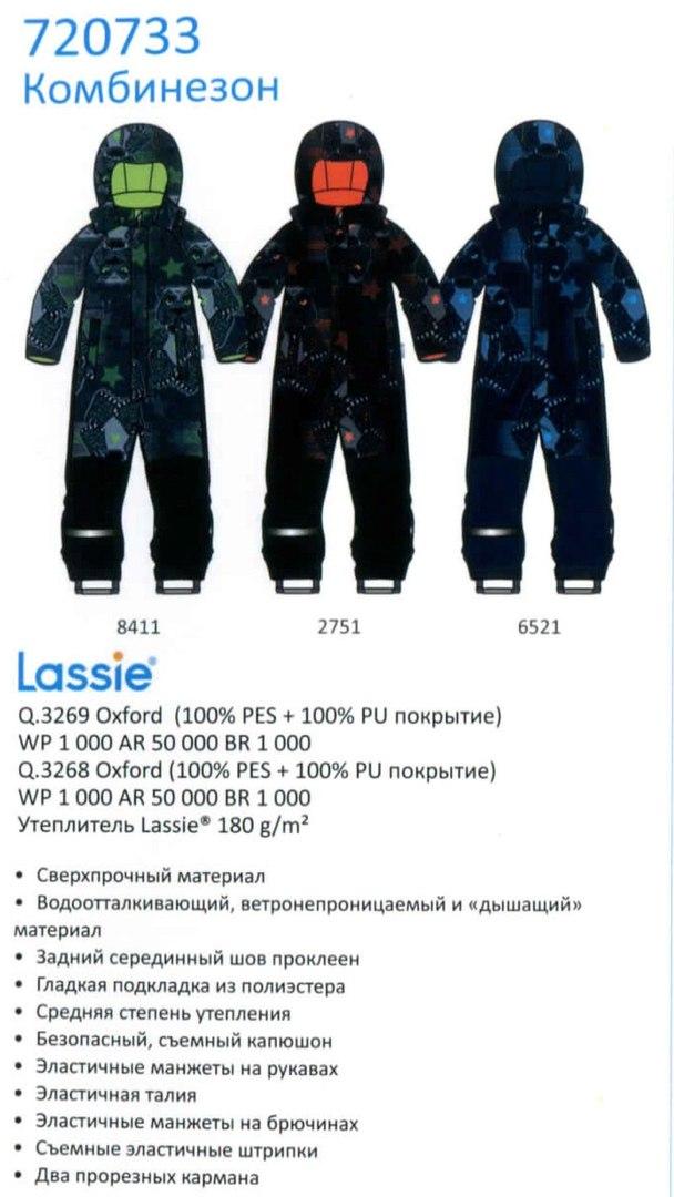 Зимний комбинезон 720733-2751