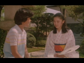 Transfer student Nobuhiko Obayashi