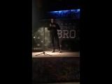 Моё выступление в клубе