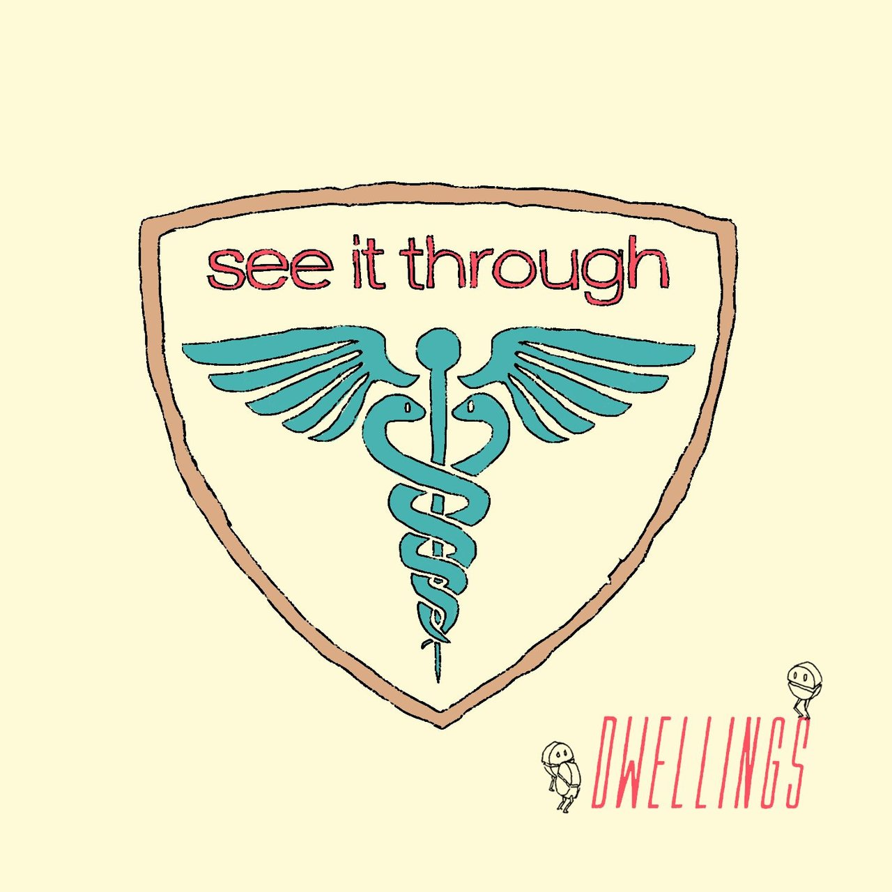 Dwellings - See It Through [single] (2018)