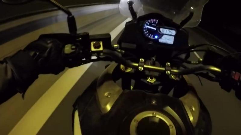 Suzuki DL1000 V-Strom High Speed.mp4