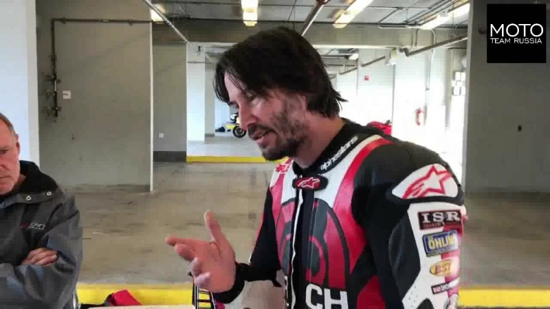 Honda RVF750R RC45 Keanu Reeves And Jake Zemke