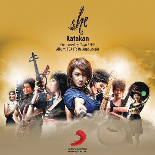She альбом Katakan