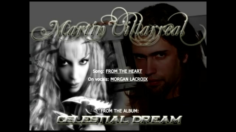 Morgan Lacroix From The Heart