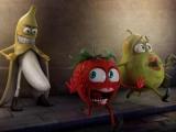 Банан Леха и Камета Стас бегают на перегонки