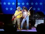 Sammy Hagar Eddie Van Halen - Rock and Roll (Live at Farm Aid 1985)
