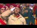 Юнармейцы на Дне Победы на Красной площади. Отчетный ролик