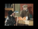 Смерть шпиона Гадюкина из пьесы собственного сочинения учащихся 5-го класса Собаке - собачья смерть!
