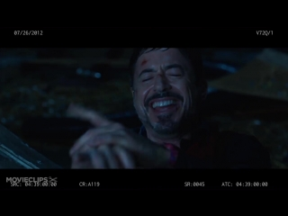 Iron Man 3 Bloopers (2013) - Robert Downey Jr, Gwyneth Paltrow, Don Cheadle Movi