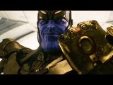 Thanos Retrieves The Infinity Gauntlet Scene - Avengers Age of Ultron (2015) Movie Clip HD