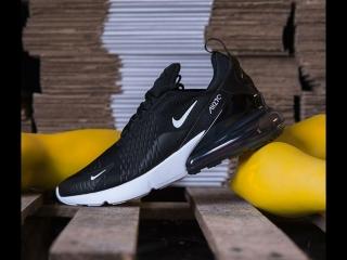 Nike Air Max 270 BlackWhite