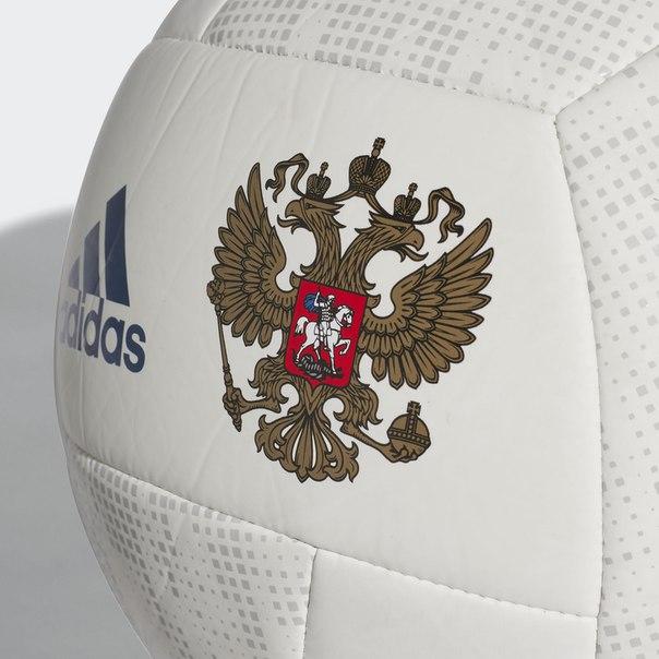 Футбольный мяч Россия