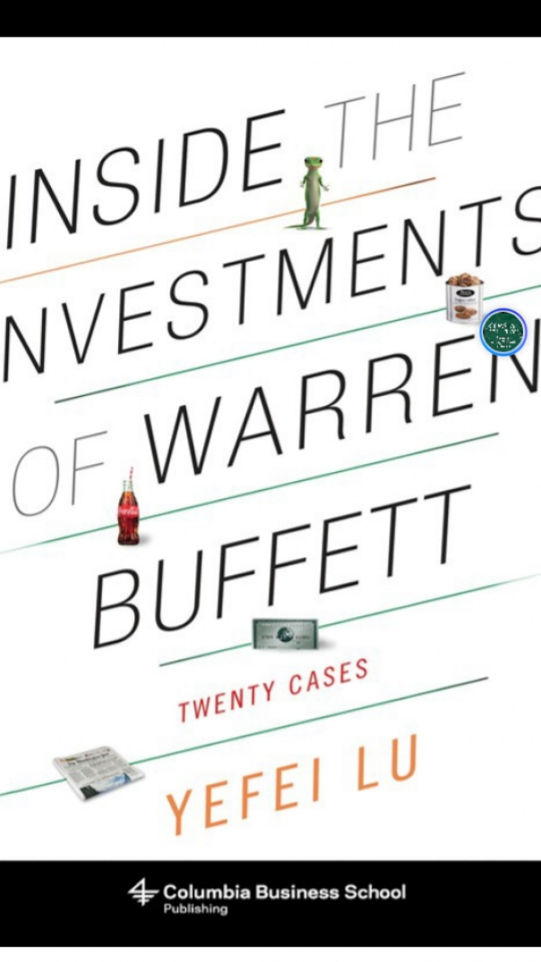 Inside the Investments of Warren Buffett - Yefei Lu