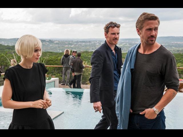 ПЕСНЯ ЗА ПЕСНЕЙ Song to Song Trailer 1 2017 Ryan Gosling Drama Movie HD