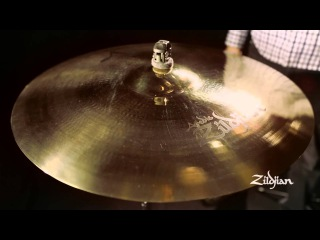 "Zildjian Sound Lab - 20"" A Custom Ride"
