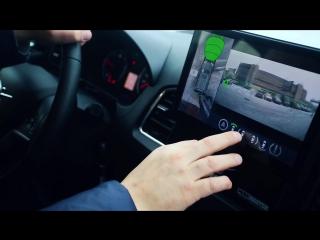 Ульяновский автомобильный завод представил тестовую версию УАЗ ПАТРИОТ с телематическими сервиси
