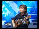 The Show By Gail Sophicha 6 years old Thailands Got Talent 1 July 2012