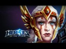 ♥ Heroes of the Storm - Cassia, Blinding Light!