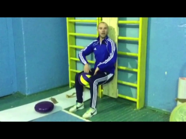 Всего 2 эффективных упражнения для укрепления колен