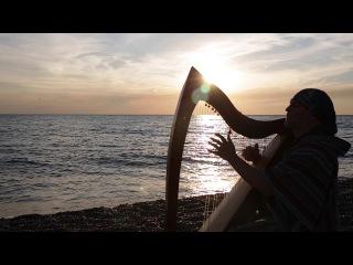 Alizbar/ Celtic harp/ Relax Music/ Кельтская арфа/Gleam In Angel's Eye Drop/Cyprus/Meditation music