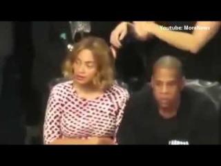 Beyonce Acting Strange (VIDEO) Jay Z & Beyonce Illuminati