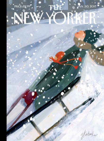 The New Yorker - 30 January 2017