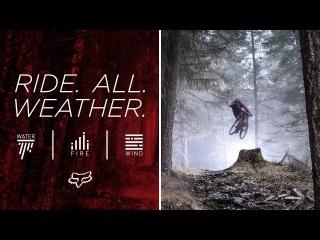 FOX MTB   Ride. All Weather   Bas Van Steenbergen and Kirt Voreis