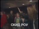 Американская хэви-метал группа Skid Row в московском метро, 1986 год.  History Porn