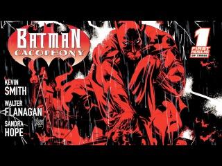 Batman: Cacophony. Motion Comics! (Pilot)