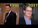 Как изменились актёры сериала Твин Пикс ? (Тогда и сейчас)