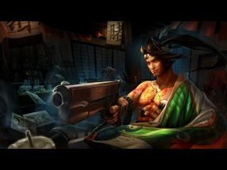 Vainglory - NEW SKIN REVEAL! Bakuto Ringo [SE] [Splash Art + In-Game Model] vainglory news !