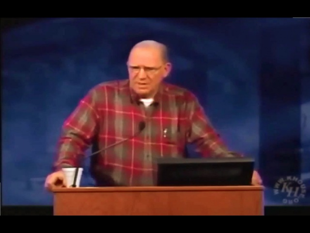Hidden Codes, Secrets and Messages in the Bible with Chuck Missler