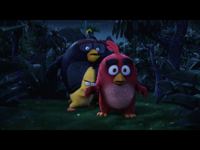Angry Birds в кино Энгри бердз в кино Энгри бердс 2016 BDRip Дубляж iTunes
