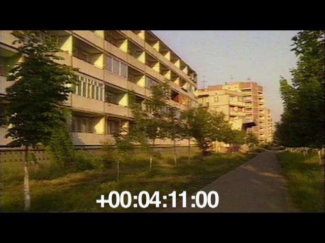No comment Припять Июнь 1986 колесо обозрения во дворах