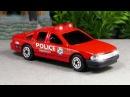 Мультфильмы! Мультики про Полицейские Машины - все серии подряд - Машинки для детей