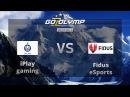 Dota 2: iPlay gaming vs Fidus eSports, Знакомство с богами — Гера, Четвертьфинал